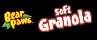 Bear Paws Soft Granola