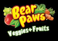 Bear Paws Veggies + Fruit