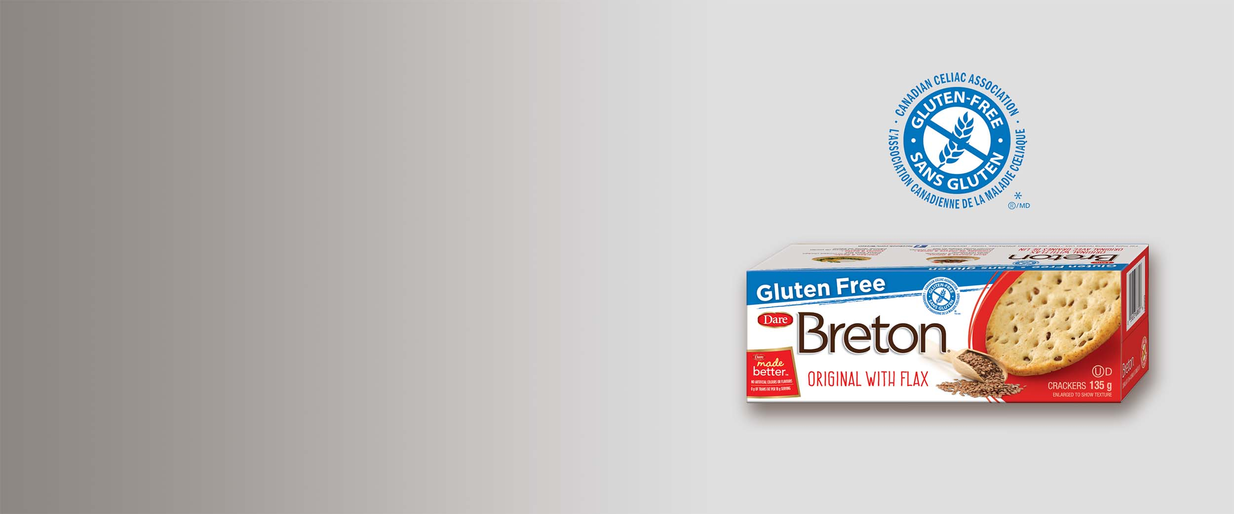 Canada's First Gluten-Free Cracker Launched