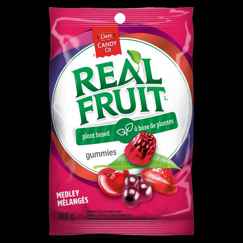 Les bonbons RealFruit deviennent végétariens